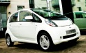 Misubishi i-MiEV electric car